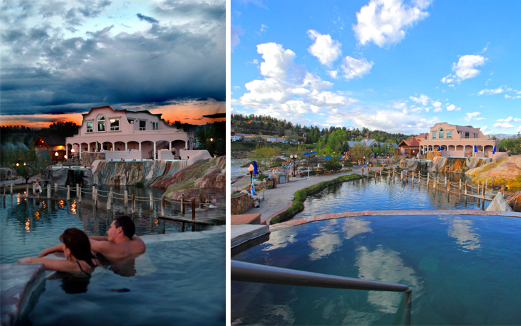 18 Colorado Hot Springs You Need To Visit This Year