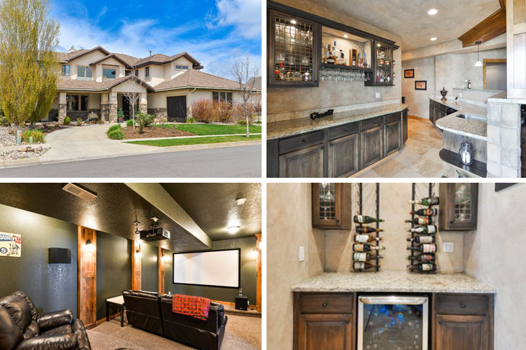 Homes Perfect for Holiday Parties