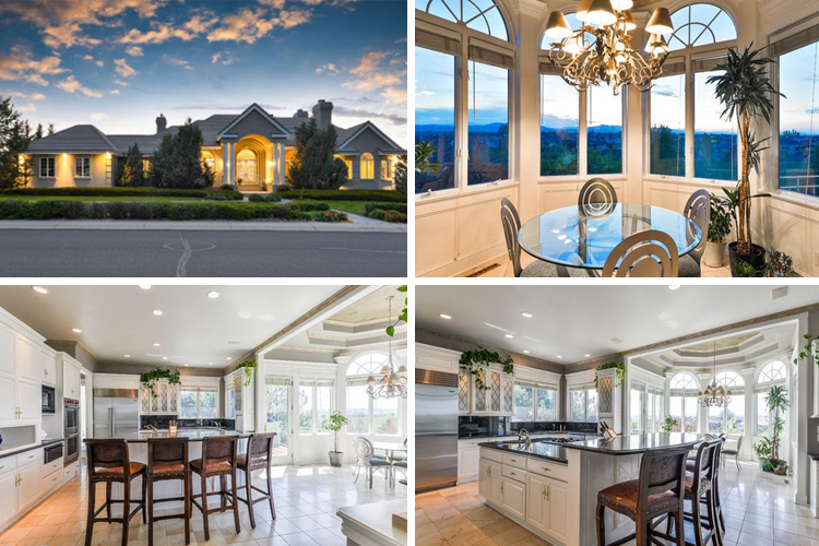 Perfect Homes for Holiday Parties