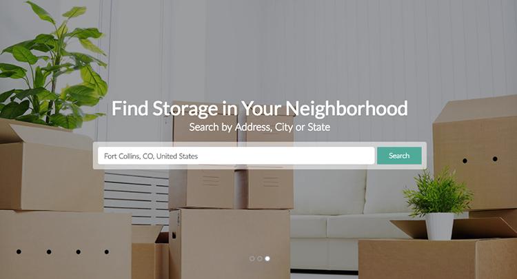 Storage in Fort Collins
