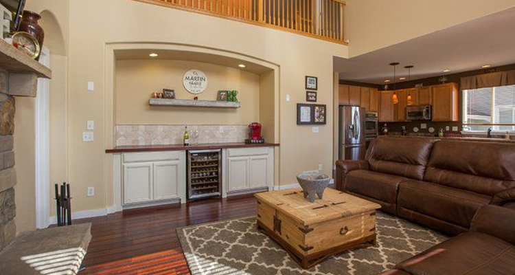 Fort Collins Homes with Wine Storage