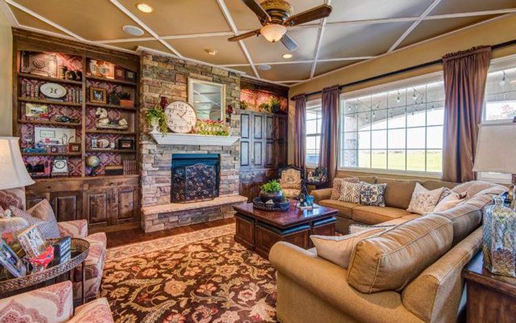 Cozy Northern Colorado Living Rooms