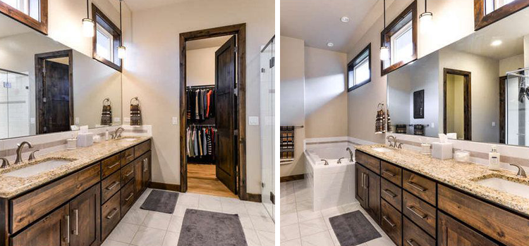 Fort Collins Homes with Walk in Closets