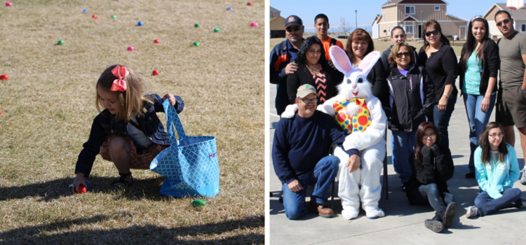 Easter Events in Milliken Colorado