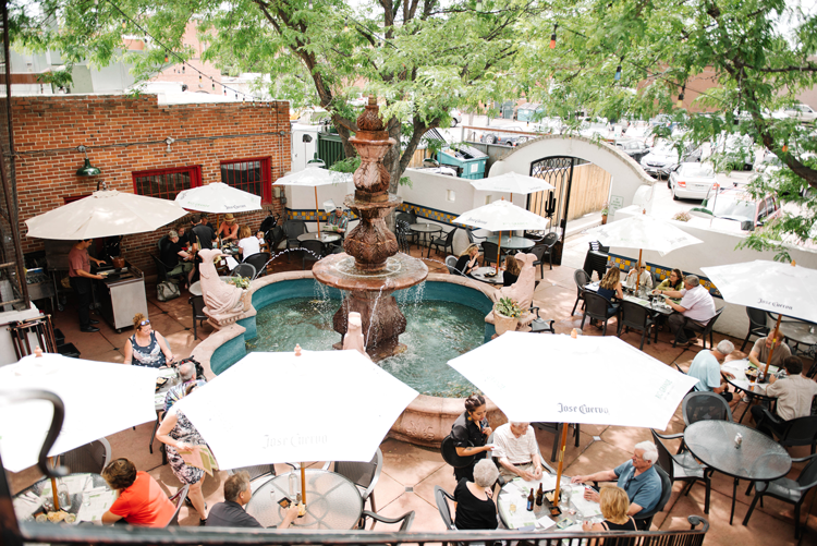 Outdoor Patios In Fort Collins