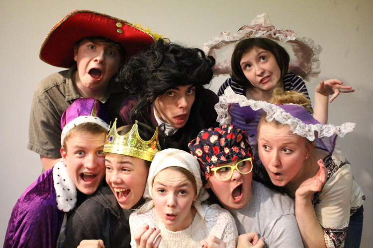 Debut Theatre Fort Collins Summer Camps