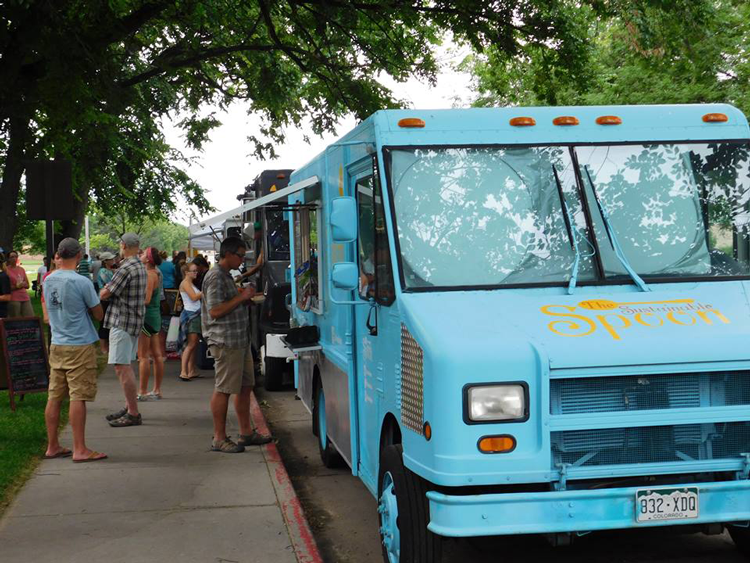 Sustainable Spoon Fort Collins Food Truck Lagoon Summer Concert Series