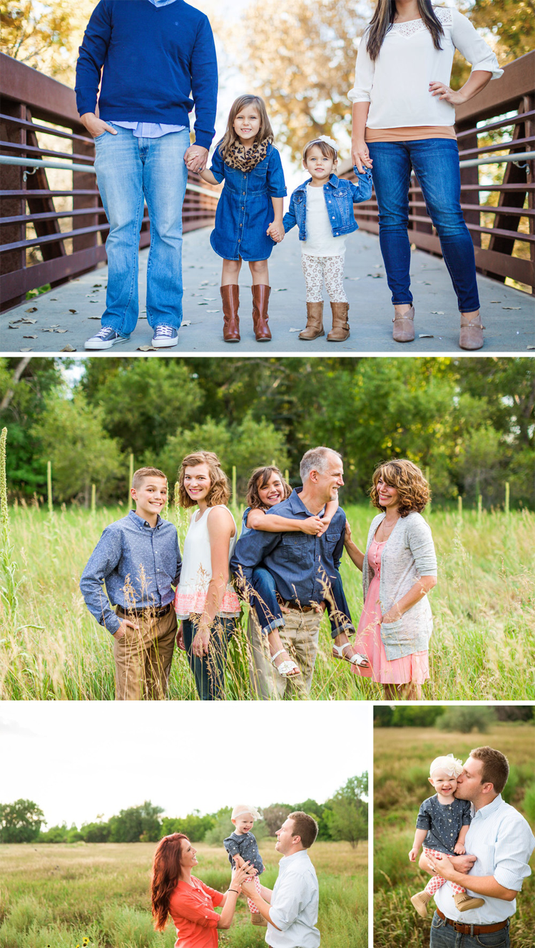 Ashely McKenzie Family Portrait Photographer in Fort Collins Colorado