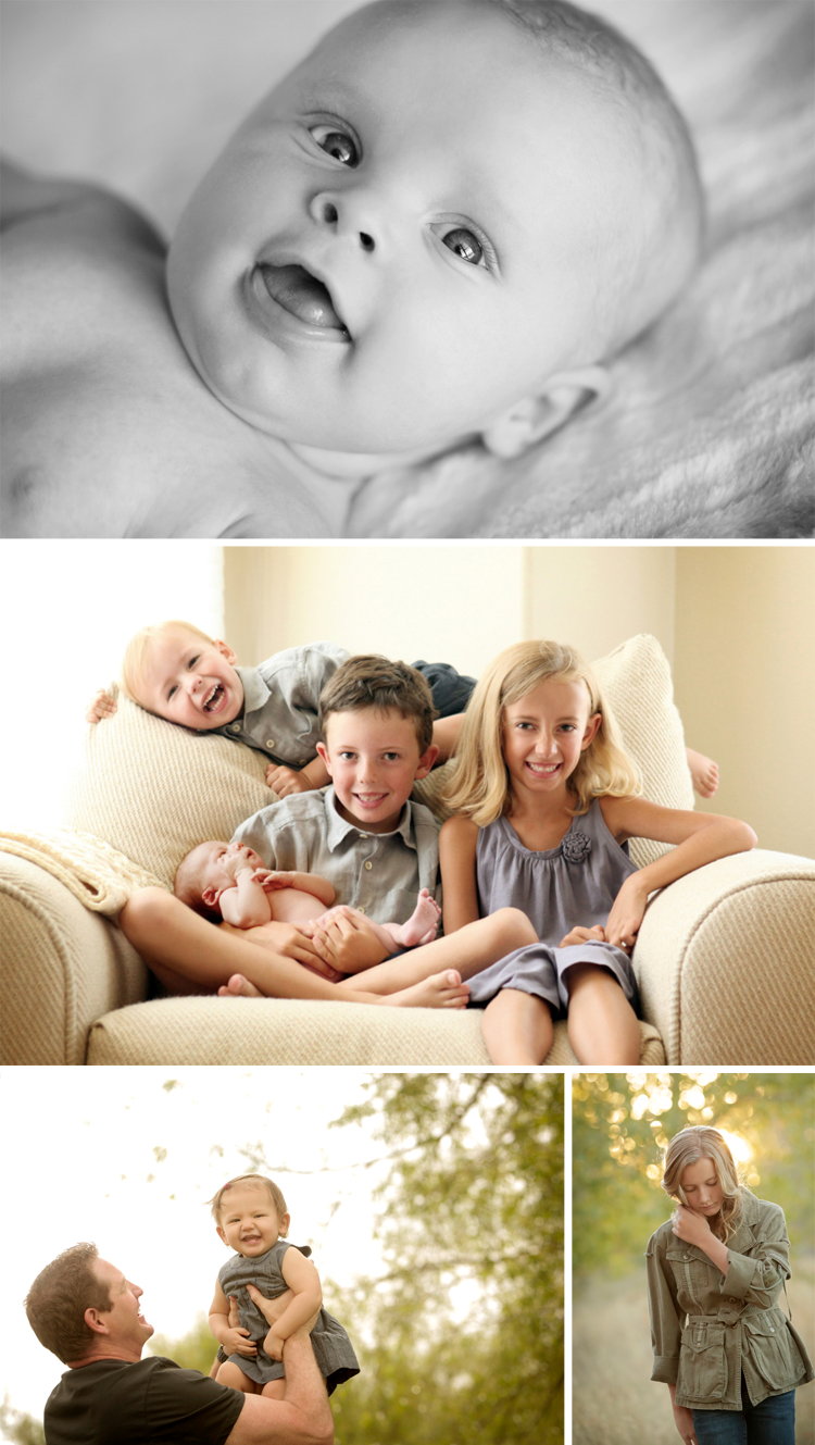Clayton Jenkins Family Portrait Photographer Fort Collins Colorado