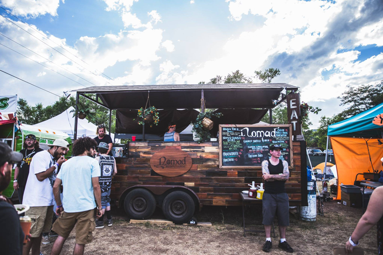 Nomad Food Truck Fort Collins