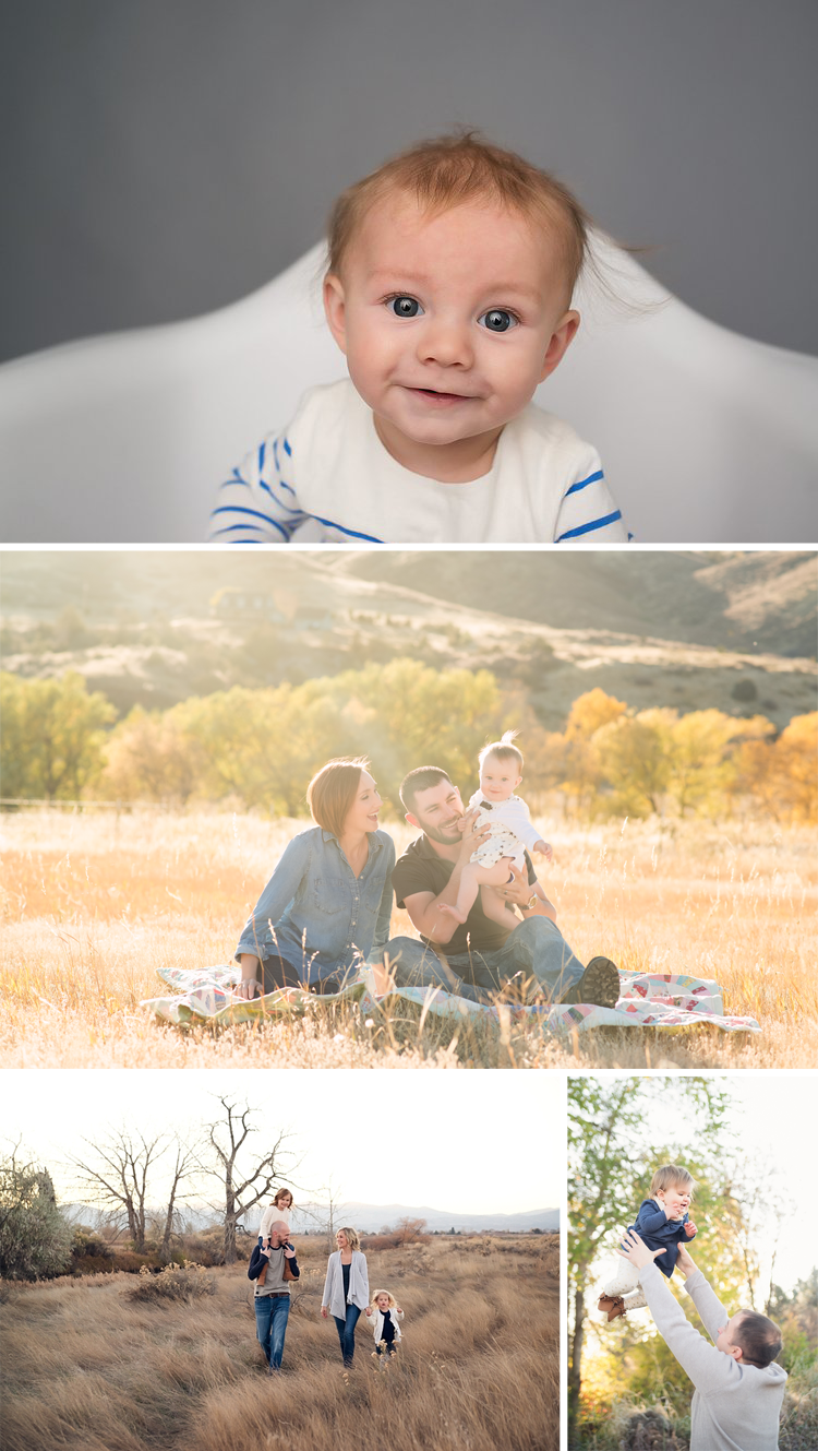 Dear Kate Studios Family Portrait Photographer Fort Collins