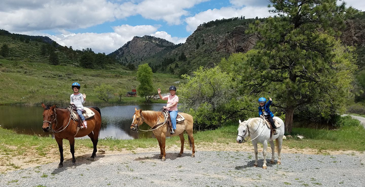 Sylvan Dale Ranch Colorado Dude Ranches Loveland