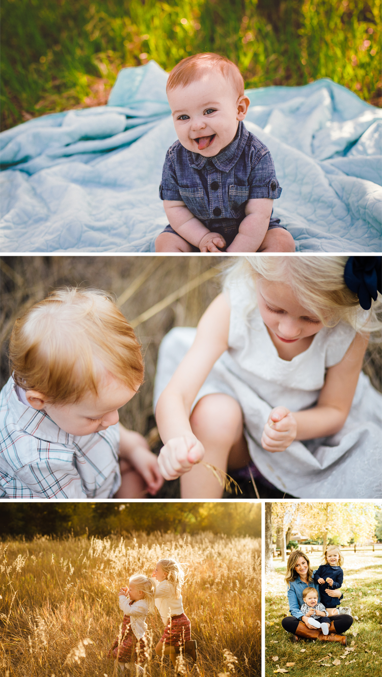 BlueHaus Studios Ashley Meier Fort Collins Family Portrait Photographers