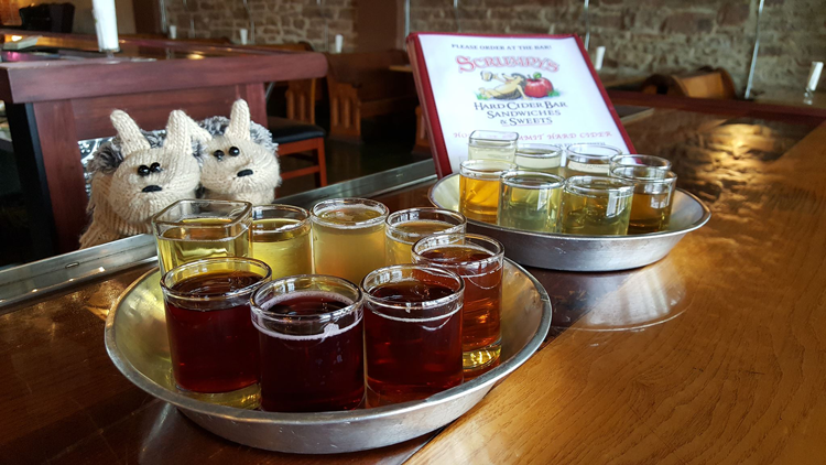 scrumpy's fort collins colorado hard cider