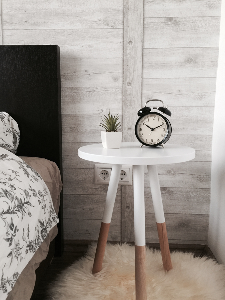 Hygge design in the bedroom