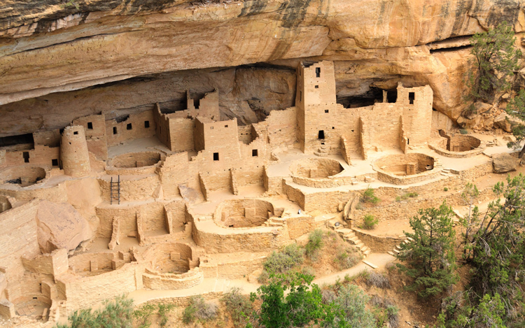 Mesa Verde National Park Colorado