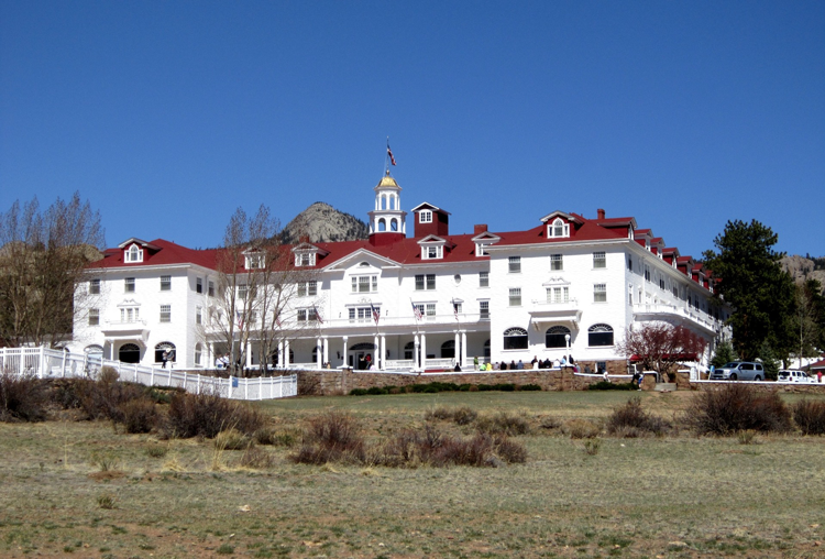 The Stanley Hotel Estes Park Colorado The Shining