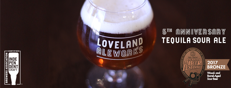 Loveland Aleworks craft brewery in Loveland Colorado Great American Beer Festival GABF