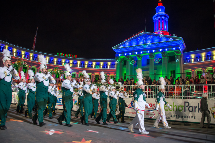 CSU Marching Band Holiday Events Fort Collins