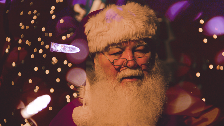 Santa Visits in Fort Collins, Loveland, Greeley and Estes Park Colorado Holiday Events