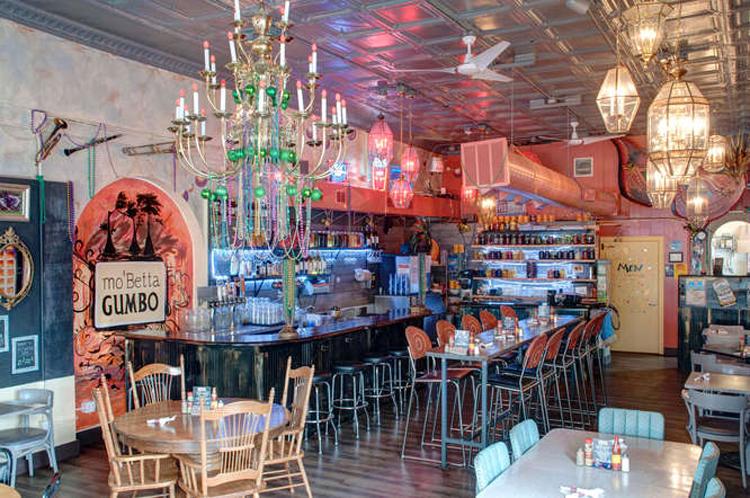 mo'betta gumbo Loveland Colorado Restaurants Outside Near Fort Collins