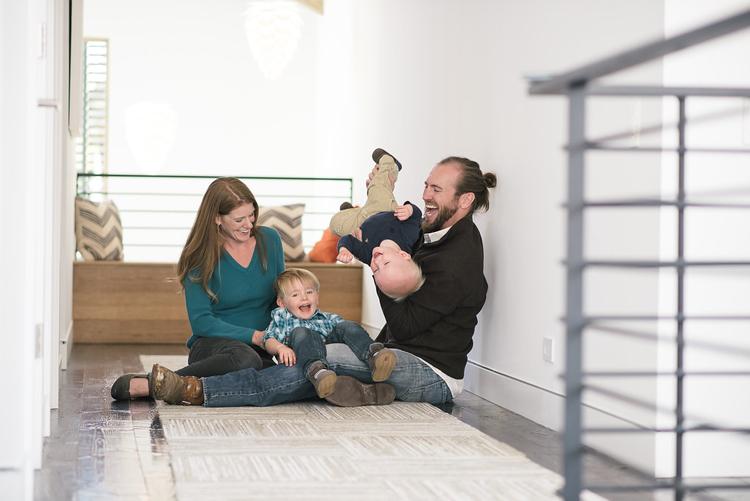 Rucker and Rebecca Hill RUCKERHILL Home design builders Fort Collins Colorado