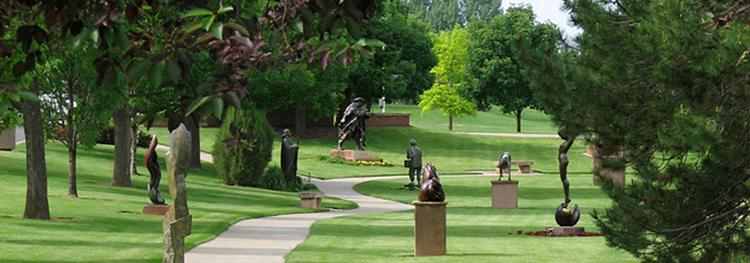 Benson Sculpture Garden