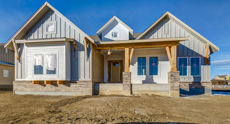 New Housing Developments in Berthoud Colorado