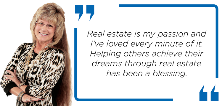 Tami Spaulding The Group, Inc. Real Estate agent