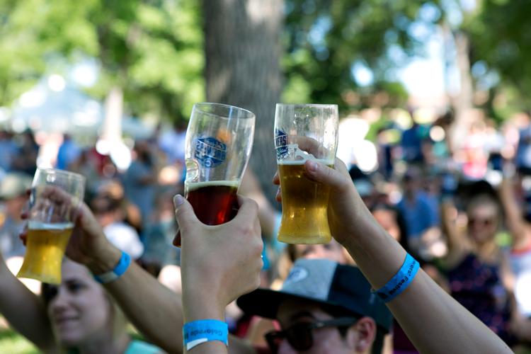 Colorado Brewers Festival 2018 Fort Collins Colorado