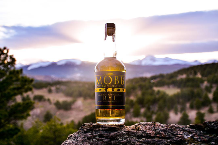 Mobb Mountain Distillers Fort Collins Downtown River District