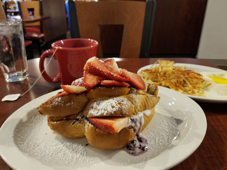 Butters Fort Collins weekday brunch in Colorado