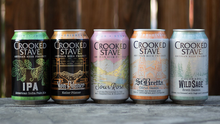 Crooked Stave Beer Fort Collins Colorado The Exchange