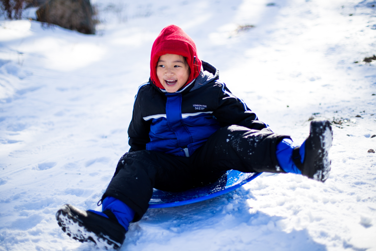 where to go sledding in Fort Collins Loveland Greeley