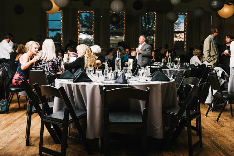 Agave Room at the Rio Grande wedding venues near Fort Collins Colorado