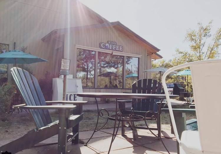 Kind Coffee Estes Park things to do