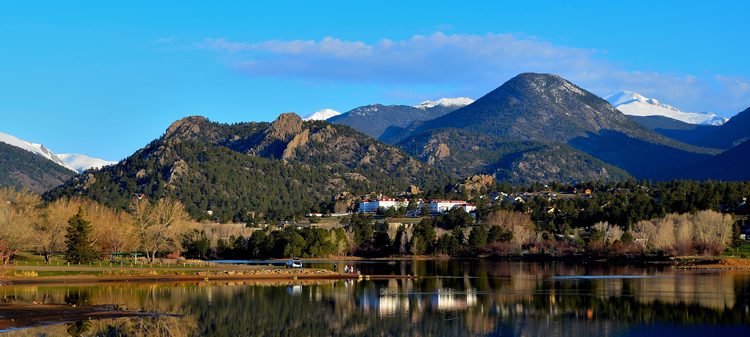 Stanley Hotel Estes Park things to do