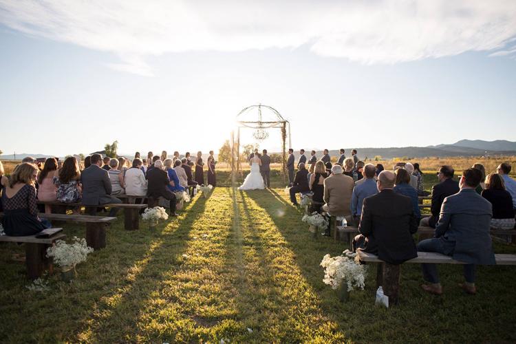 Stonewall Farm wedding venues near Fort Collins Colorado