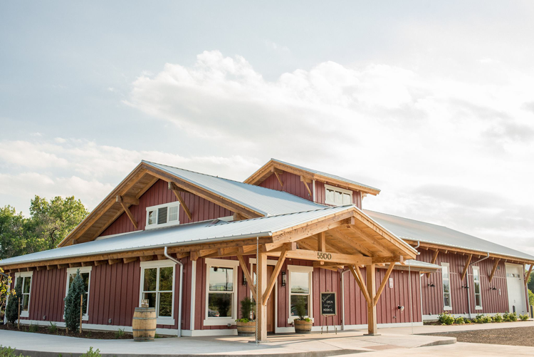 Sweet Heart Winery wedding venues near Fort Collins Colorado