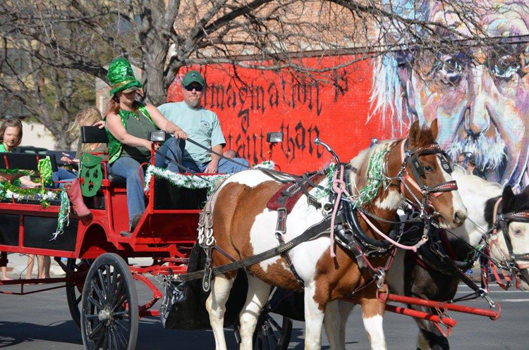 St Patrick's Day events Greeley 2019
