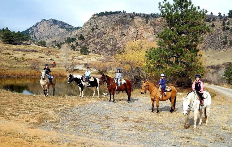 Sylvan Dale Guest Ranch things to do with kids summer Loveland Colorado