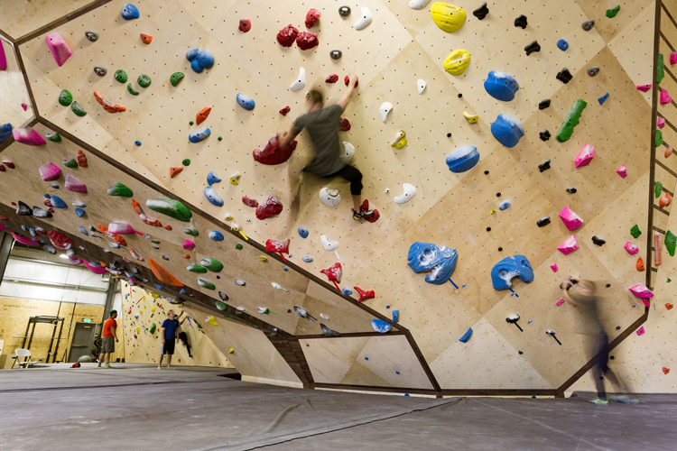 Wooden Mountain Climbing Gym things to do with kids summer Loveland Colorado