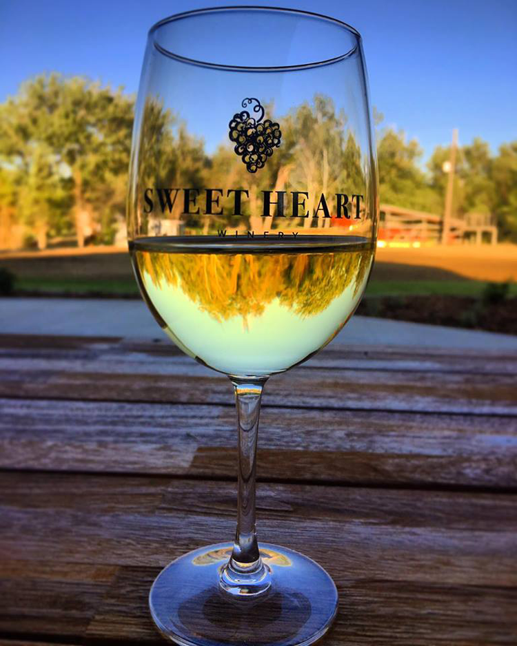 Sweet Heart Winery Loveland Colorado wineries