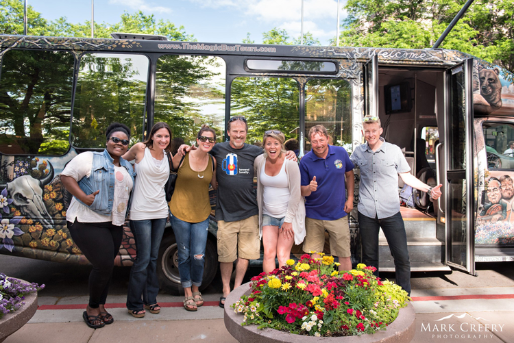 Magic Bus guided tours in Fort Collins