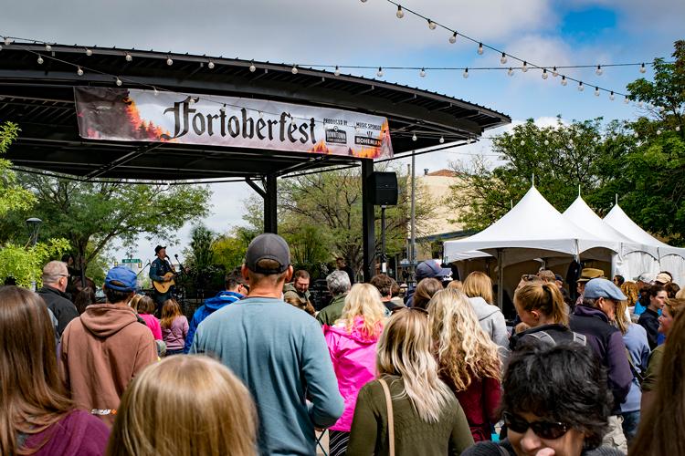 Fortoberfest Fort Collins Colorado events