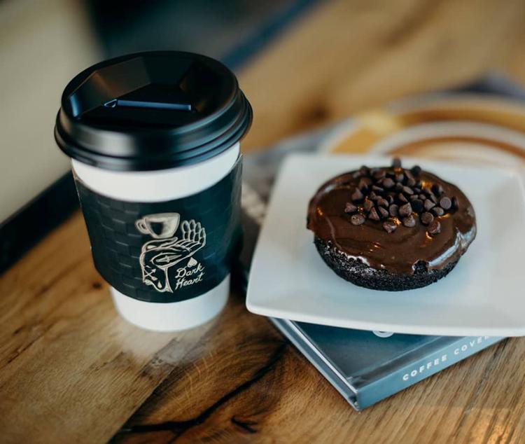 Dark Heart Coffee Bar in Downtown Loveland Colorado