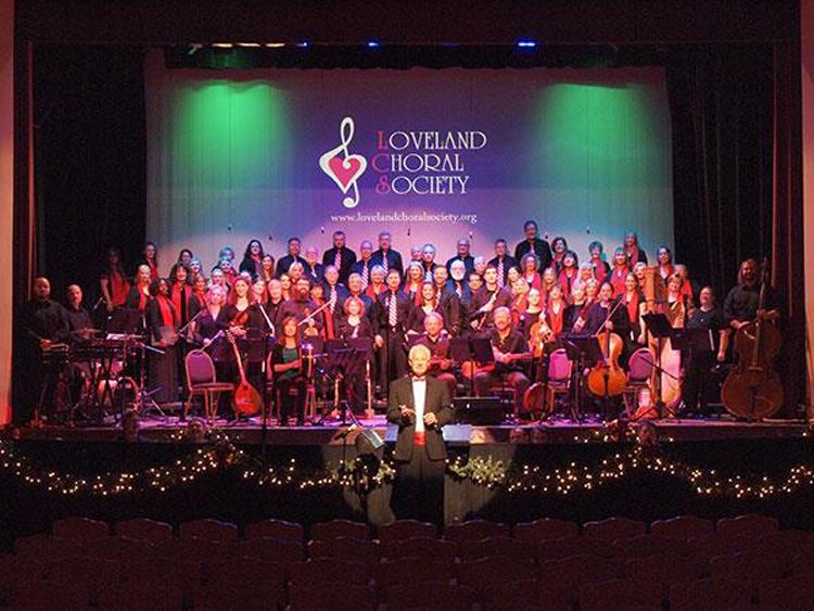 Loveland Choral Society: A Christmas Festival