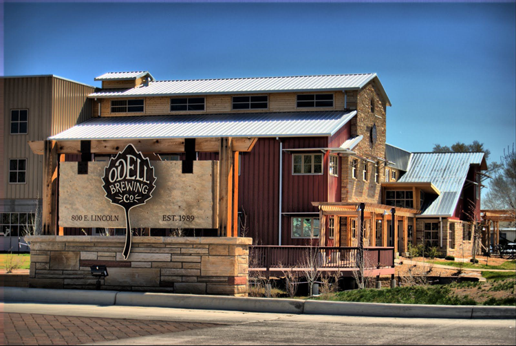 Odell Brewing Co. Tour