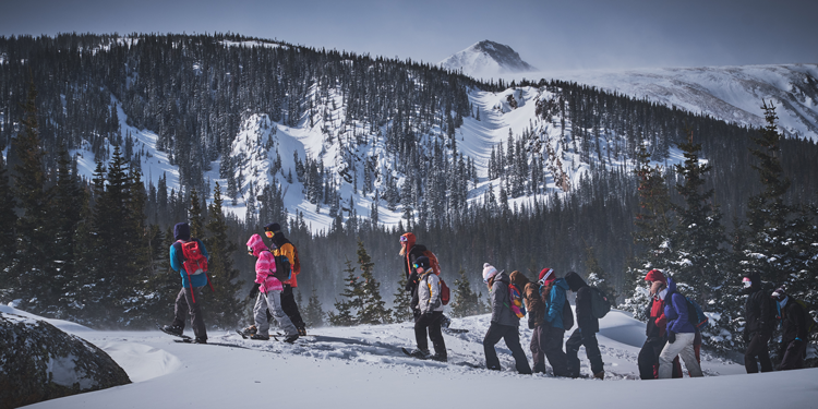 Things to Do in Rocky Mountain National Park in the Winter