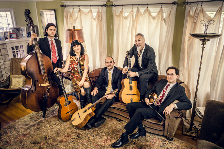 Hot Club of San Francisco Concert & Gypsy Jazz Loveland, CO
